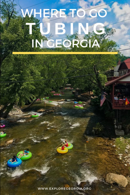 Tubing in Georgia - Pinterest